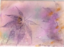 Set of four note cards available